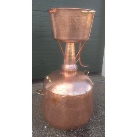 Alambicco di alquitara 80 litri