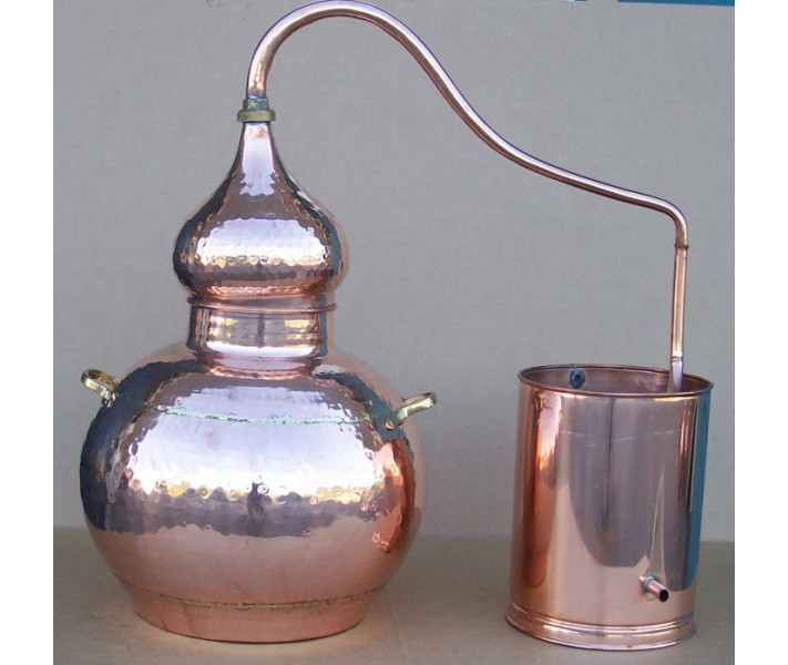 Alambic traditionnel 40 litres