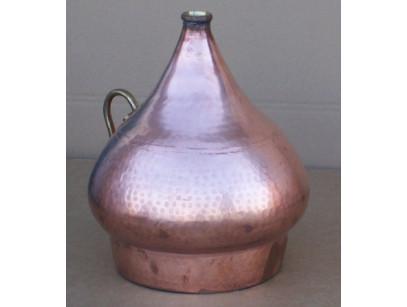 capucha Alambique 40 litros tradicional