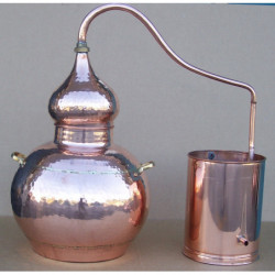 Alambique 25 litros tradicional