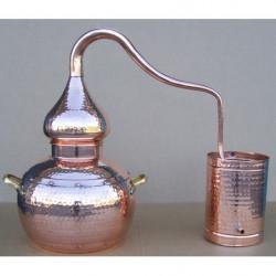 Alambique 15 litros tradicional