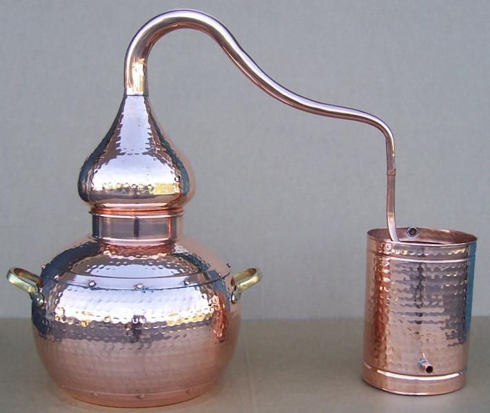 Alambic traditionnel de 5 litres