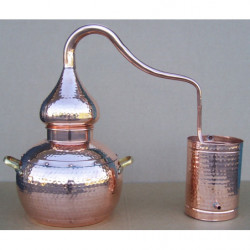 alembic traditional  3 liters.