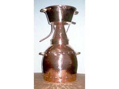 Alambicco di alquitara 25 litri