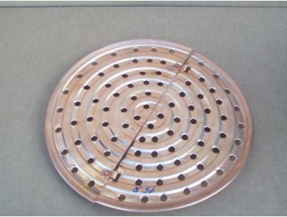 copper Shelf  for still 20 liters
