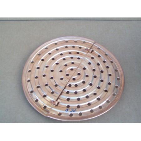 Rejilla de cobre  alambique 5 litros